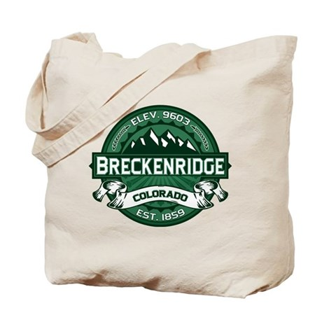 Breckenridge Forest Tote Bag