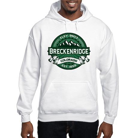 Breckenridge Forest Hooded Sweatshirt