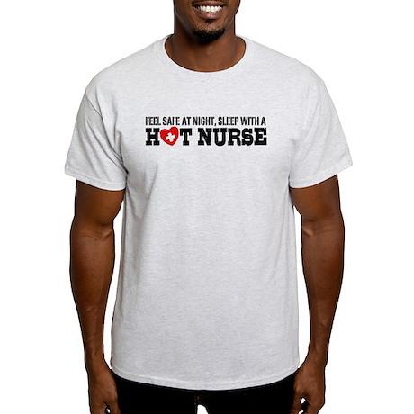 Hot Nurse Light T-Shirt