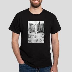 3G or 4G? (Lat) Dark T-Shirt