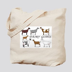 ALL Dairy Does Tote Bag