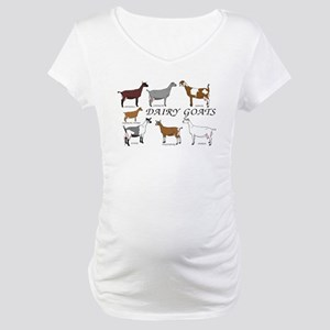 ALL Dairy Does Maternity T-Shirt
