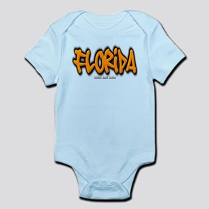 Florida Graffiti Infant Bodysuit
