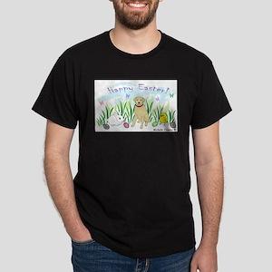 yellow lab Dark T-Shirt