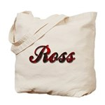 Clan Ross Tote Bag