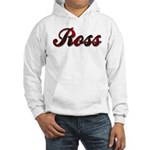 Clan Ross Hooded Sweatshirt