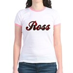 Clan Ross Jr. Ringer T-Shirt