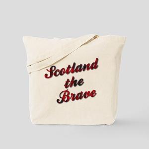 Scotland the Brave Tote Bag