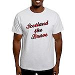 Scotland the Brave Light T-Shirt
