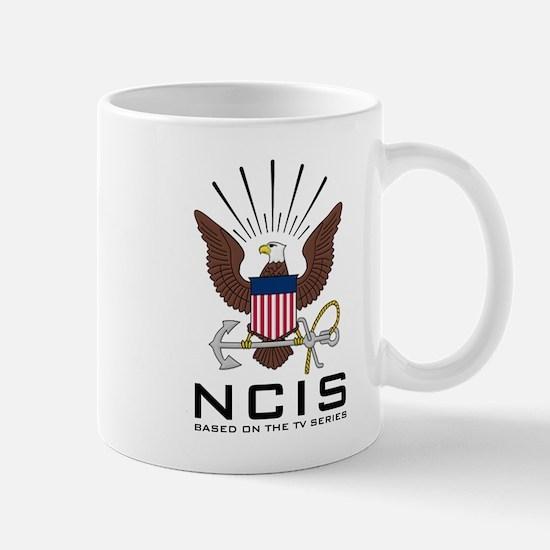 NCIS Eagle Mug
