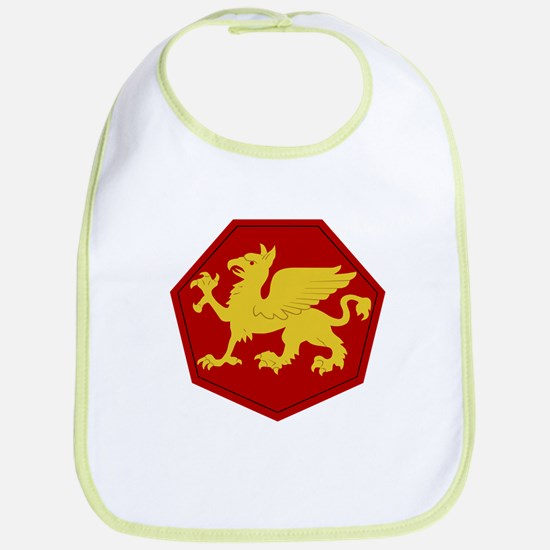 Golden Griffins Bib