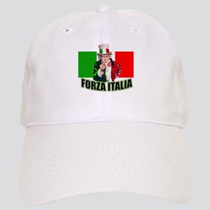Uncle Sam goes to Italy Cap