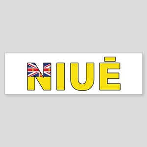 Nieu (Niuean) Sticker (Bumper)