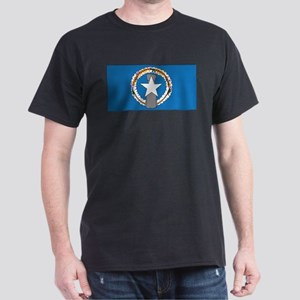 Marianas Flag Dark T-Shirt