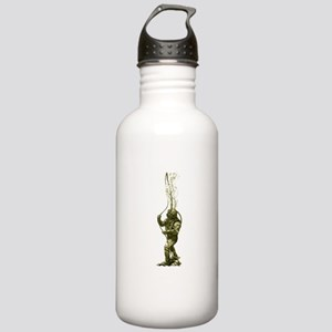 On The Bottom Stainless Water Bottle 1.0L
