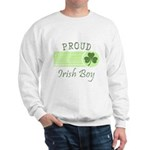 Proud Irish Boy Sweatshirt