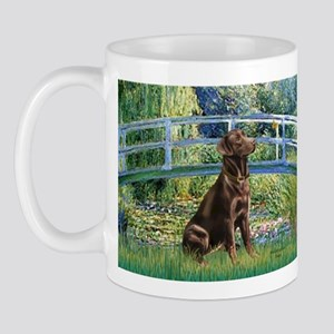 Bridge / Labrador (Choc) Mug