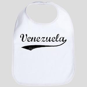 Vintage Venezuela Bib
