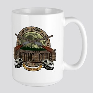 Werewolf Hunter Large Mug