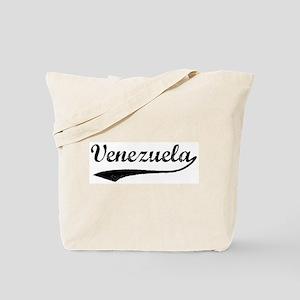 Vintage Venezuela Tote Bag
