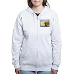 Regatta / Choc. Labrador Women's Zip Hoodie