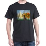 Regatta / Choc. Labrador Dark T-Shirt
