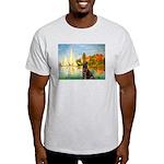Regatta / Choc. Labrador Light T-Shirt