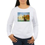 Regatta / Choc. Labrador Women's Long Sleeve T-Shi