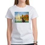 Regatta / Choc. Labrador Women's T-Shirt