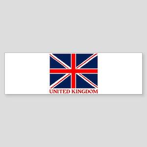 UNITED KINGDOM IIII Sticker (Bumper)