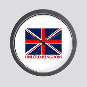 UNITED KINGDOM IIII Wall Clock