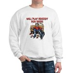 Hockey for Beer Sweatshirt