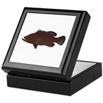 Warsaw Grouper Keepsake Box
