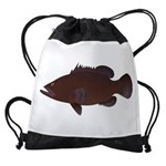 Warsaw Grouper Drawstring Bag