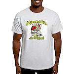 Smelly Equipment Ash Grey T-Shirt