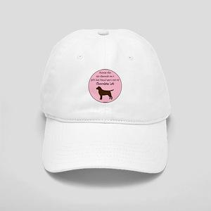 Girls Best Friend - Chocolate Cap