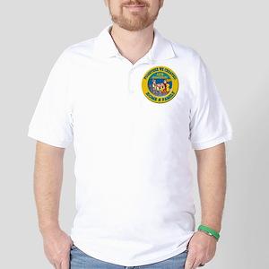 40th Wedding Anniversary Golf Shirt