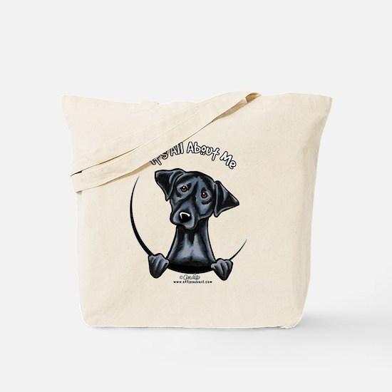 Black Lab IAAM Tote Bag