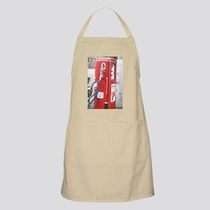 old fashion gas pump Apron