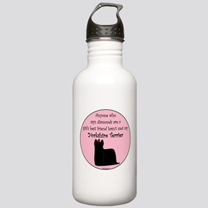 Girls Best Friend - Yorkshire Stainless Water Bott