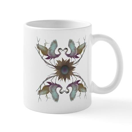 Herons 11 oz Ceramic Mug