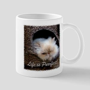 Life is Purrfect Mug