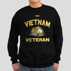 Vietnam Veteran - Sweatshirt (dark)