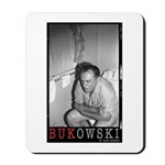 Mousepad BUKOWSKI ON THE CAN