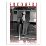 "Small Poster Bukowski ""Post Office"""