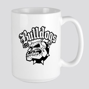 Bulldog Athletics Large Mug
