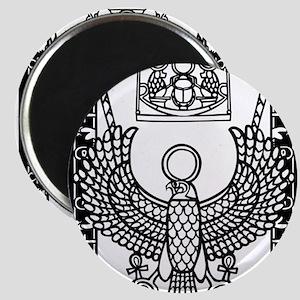 Thoth/Horus Magnet