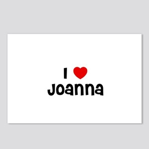 I * Joanna Postcards (Package of 8)
