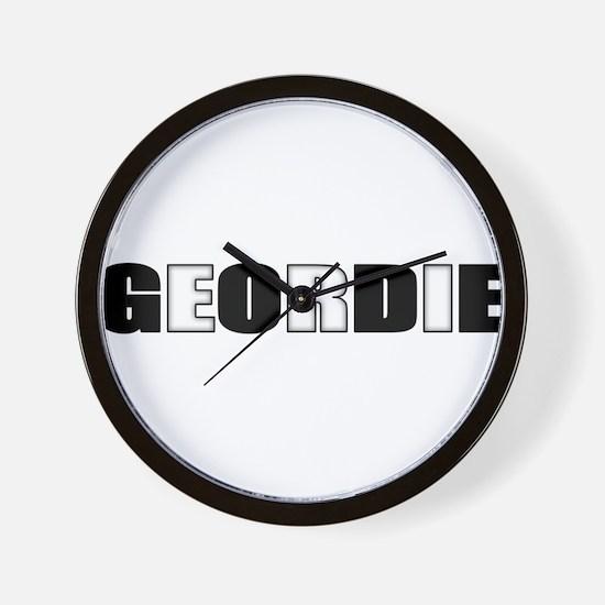 Geordie Wall Clock