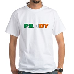 Paddy White T-Shirt